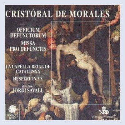 Sonomaître - Cristobal de Morales_Missa_pro_Defunctis
